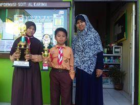 Juara Kelas Sehat